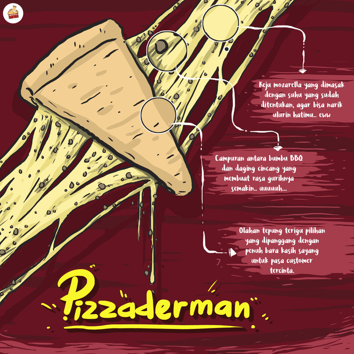 Pizzaderman