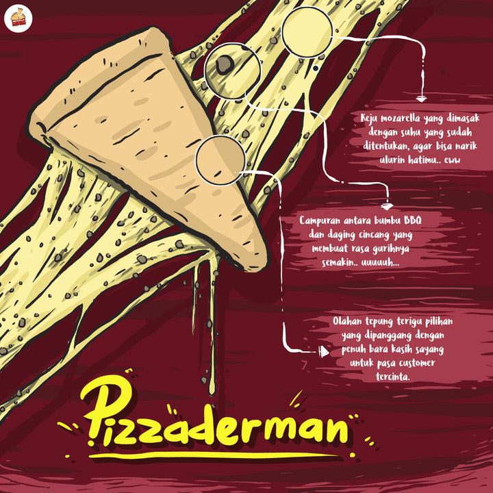 Pizzaderman