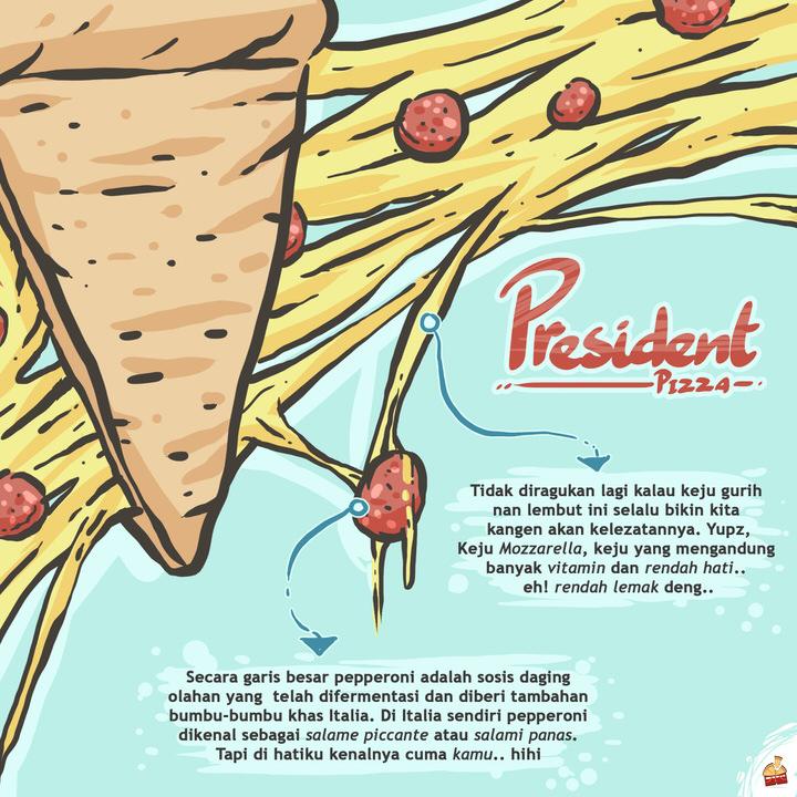President Pizza