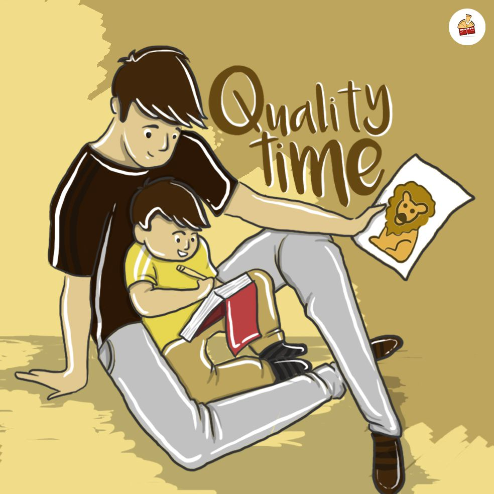 Quality Time Ilustrasi