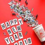 Panties Pizza New Year 2018 Tahun 2018 telah tiba dan Panties Pizza Always Melted Mobile Single Slide