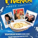 Event Portrait Photo Competition Anniversary Panties Pizza Indonesia 5th Mobile Single Slide