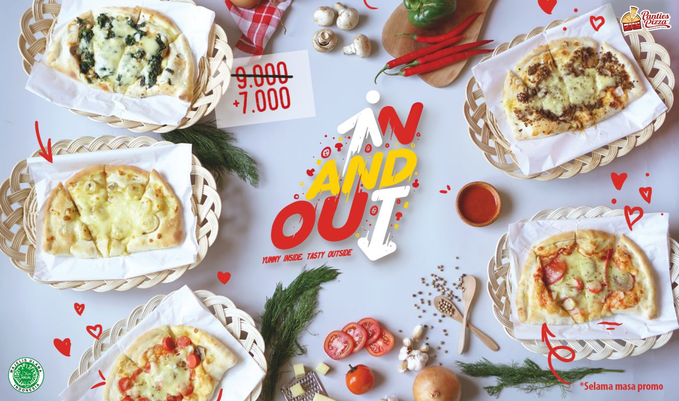 Upgrade Your Mood With In And Out Topping Let's Upgrade Your Mood with In and Out Topping